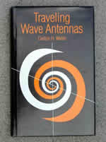 Traveling Wave Antennas